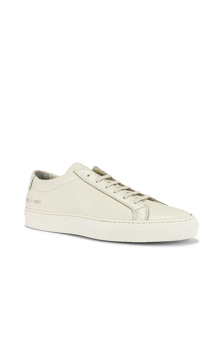 Image 1 of Common Projects Original Achilles Low Top Sneaker in Off White
