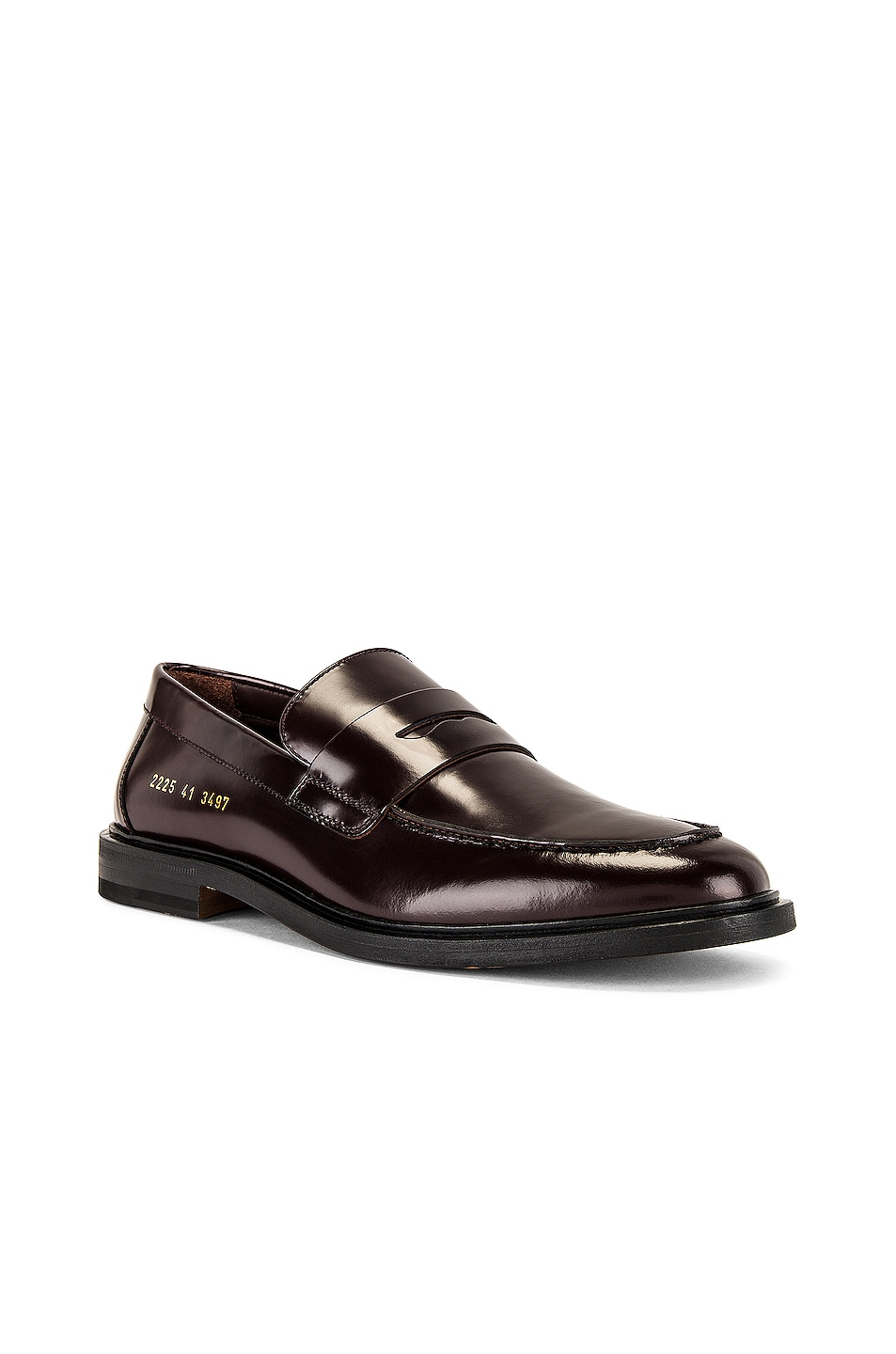 Image 1 of Common Projects Loafer in Oxblood