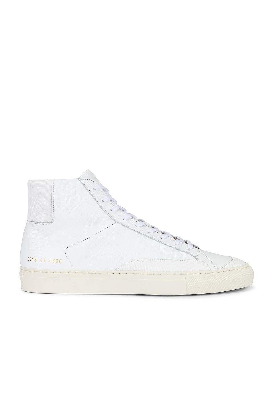 Image 1 of Common Projects Achilles High in White