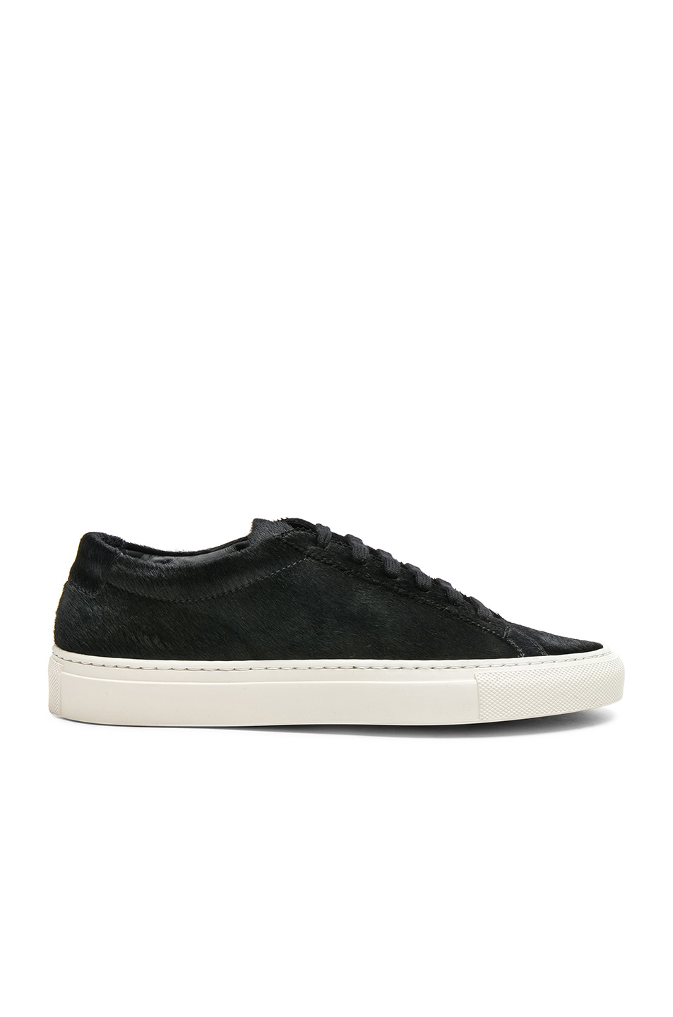 outlet original cheap price wholesale price Common Projects calf hair sneakers UVUaTl0H