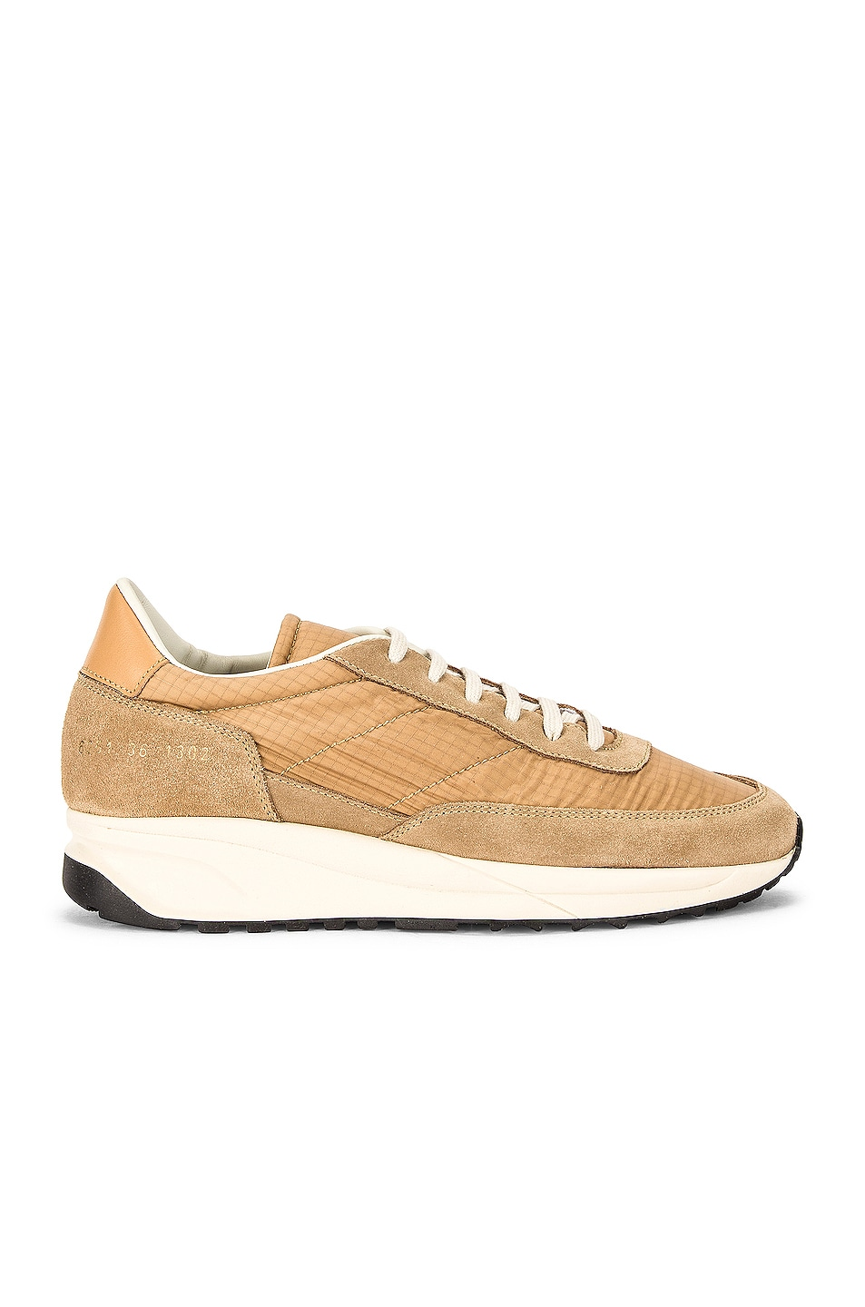 Image 1 of Common Projects Track Classic Sneaker in Tan