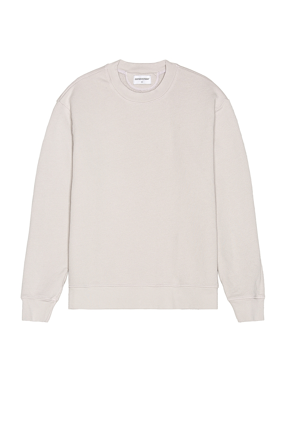 Image 1 of COTTON CITIZEN Bronx Crewneck in Vintage White Stone