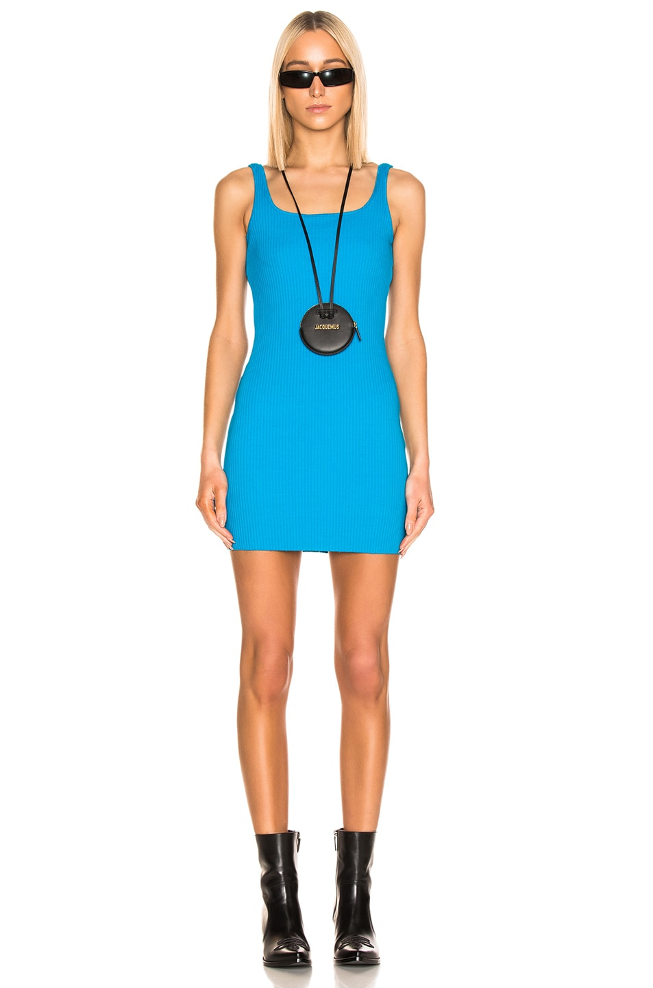 Image 1 of COTTON CITIZEN Ibiza Tank Dress in Stellar