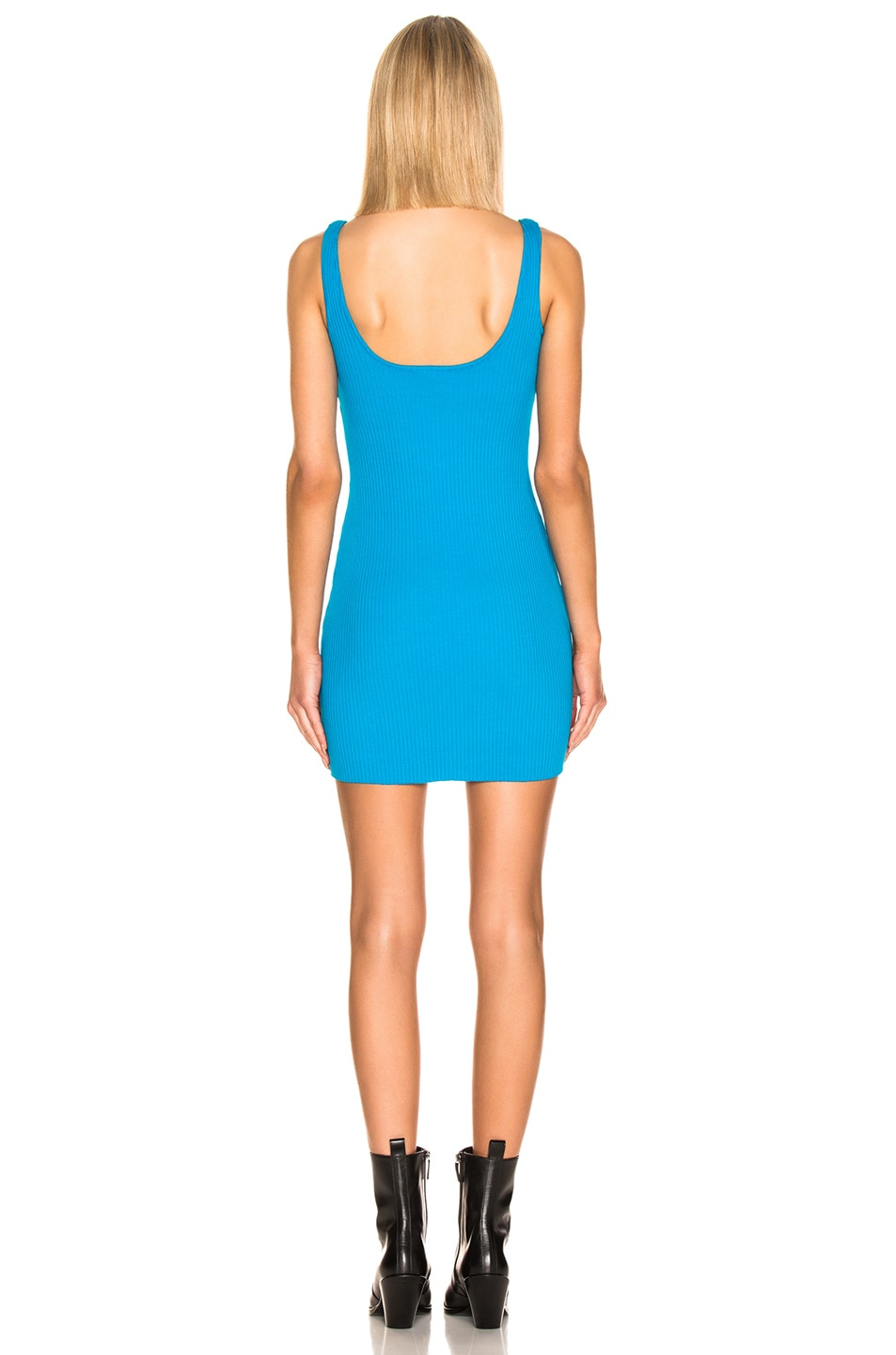 Image 3 of COTTON CITIZEN Ibiza Tank Dress in Stellar
