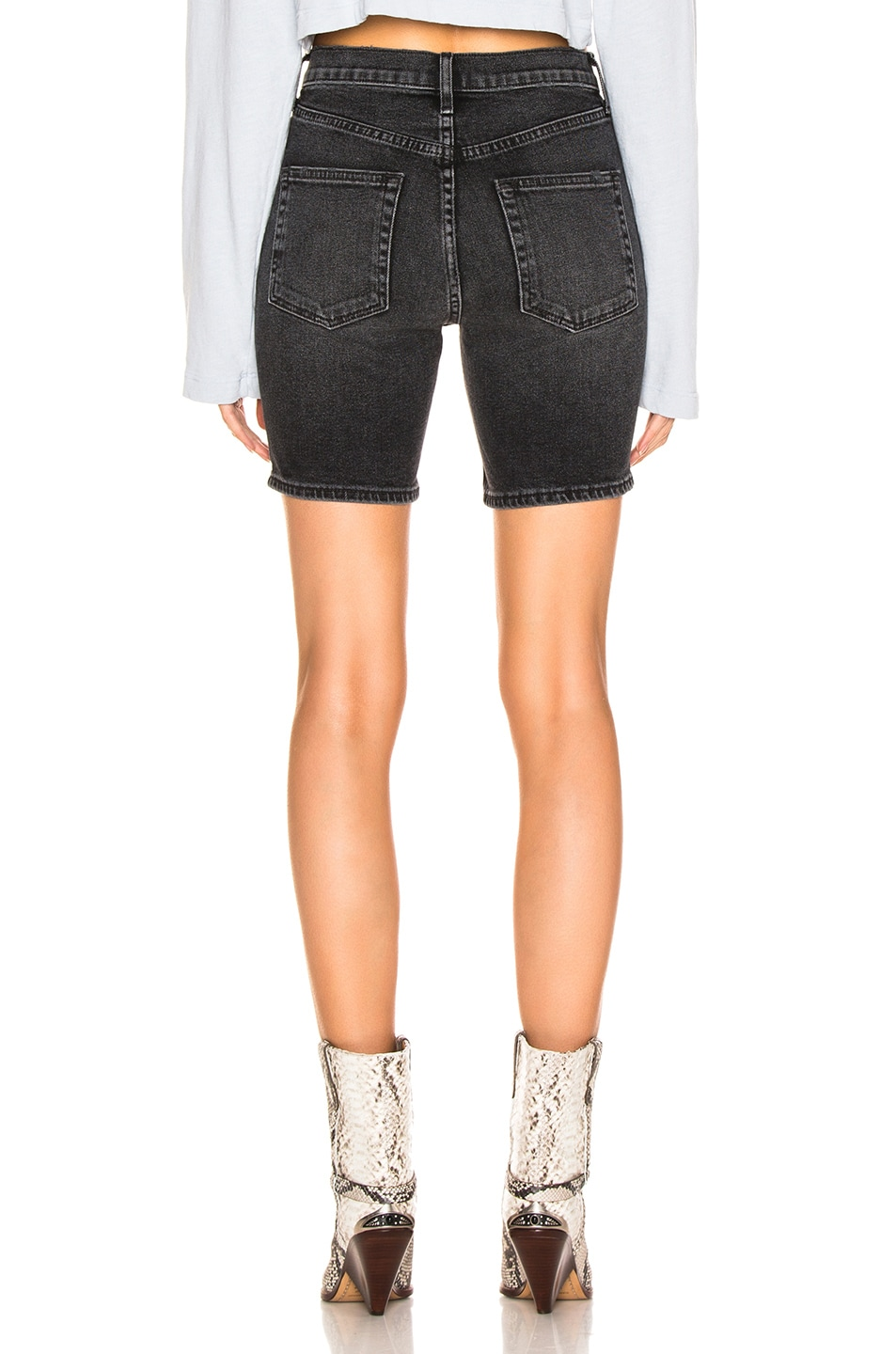 Image 3 of COTTON CITIZEN Denim Twill Short in Bowery
