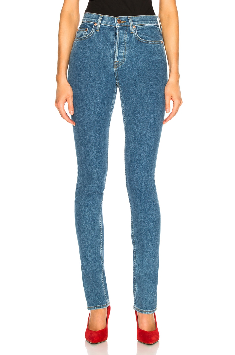 Image 1 of COTTON CITIZEN High Skinny in 90's Blue