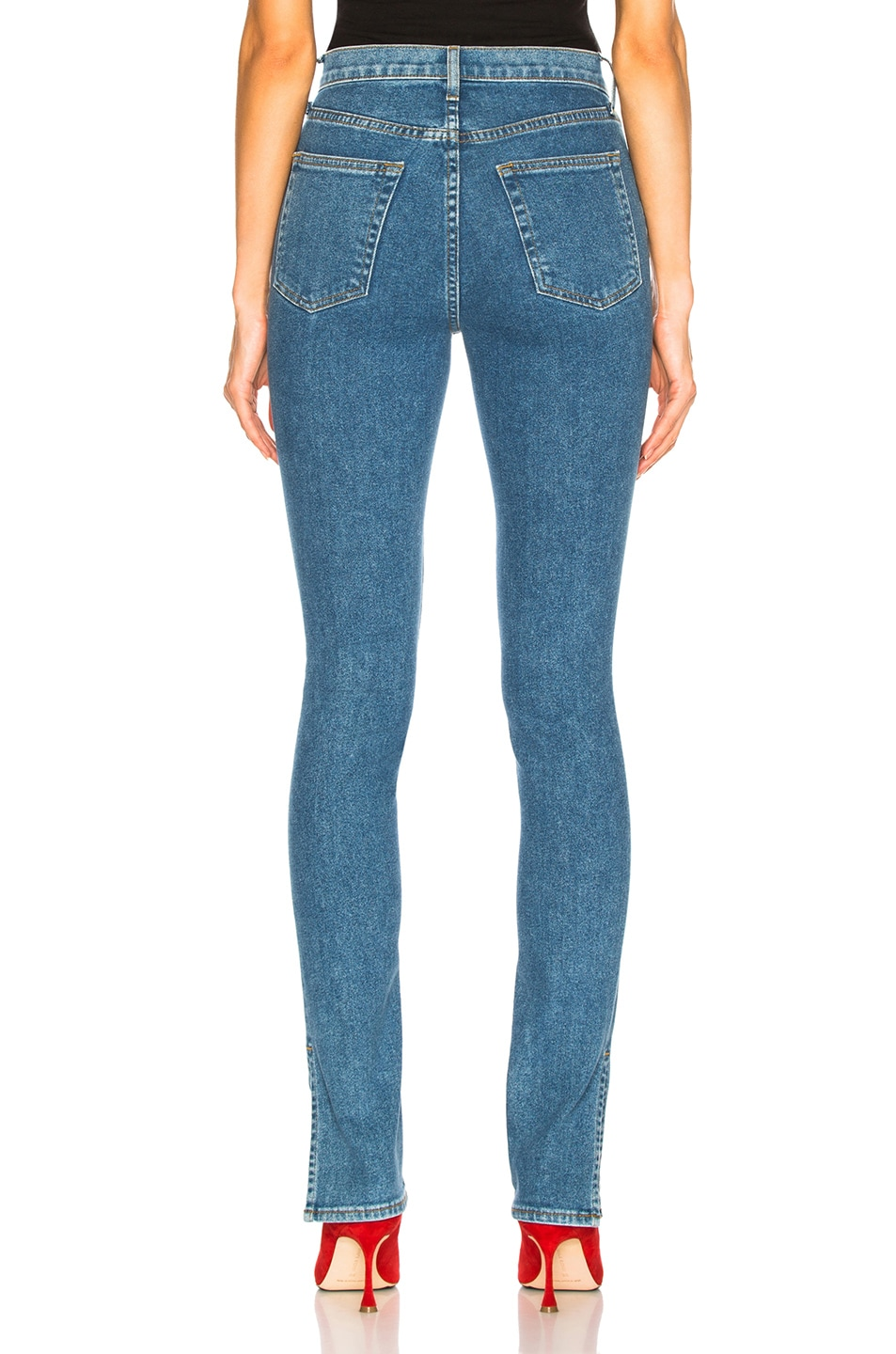 Image 3 of COTTON CITIZEN High Skinny in 90's Blue