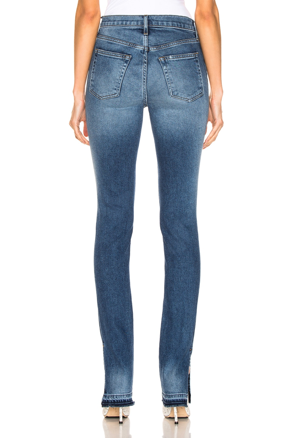 Image 3 of COTTON CITIZEN High Split Jean in Bleeker