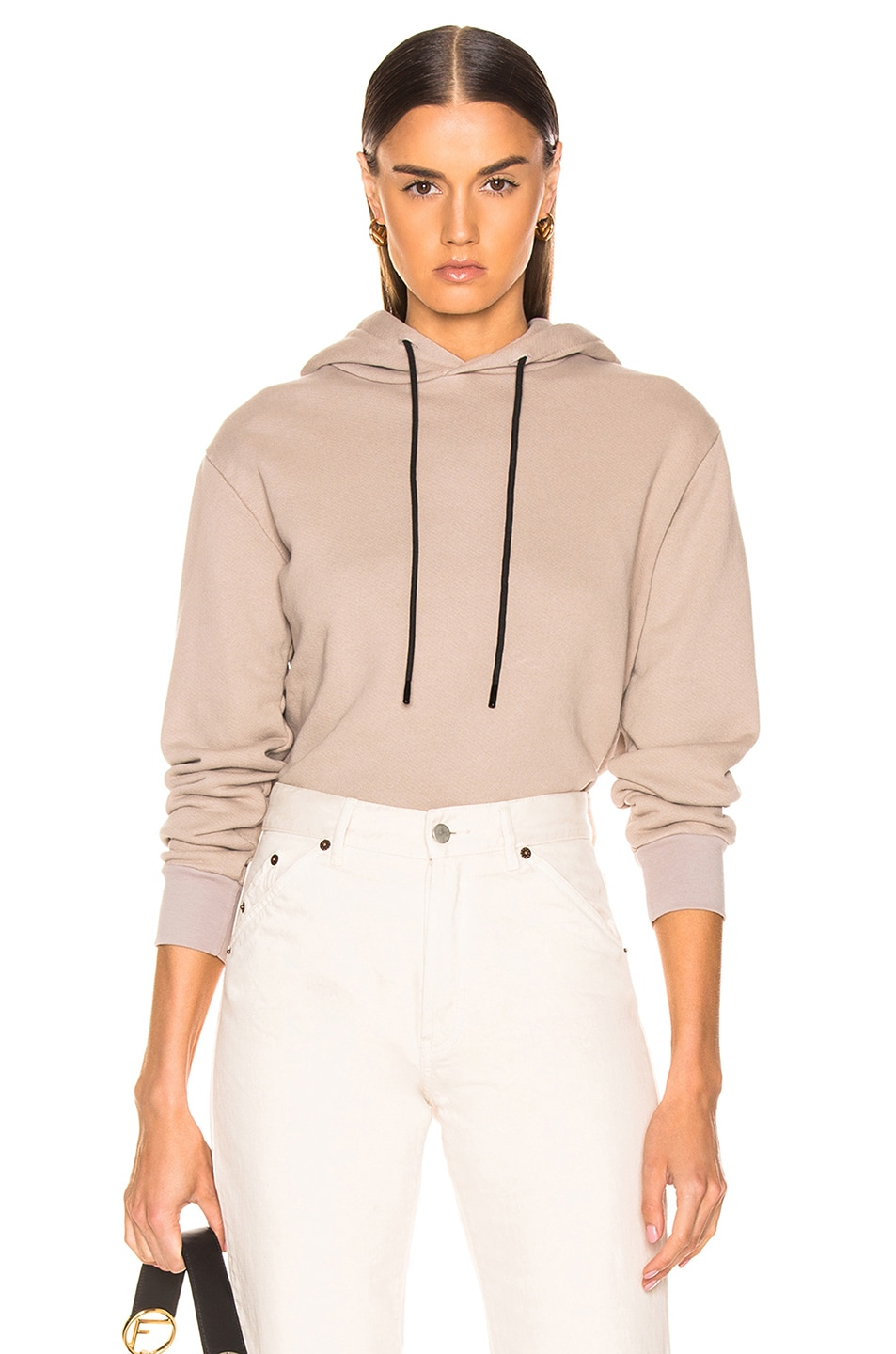 Image 1 of COTTON CITIZEN Brooklyn Hoodie in Cappuccino