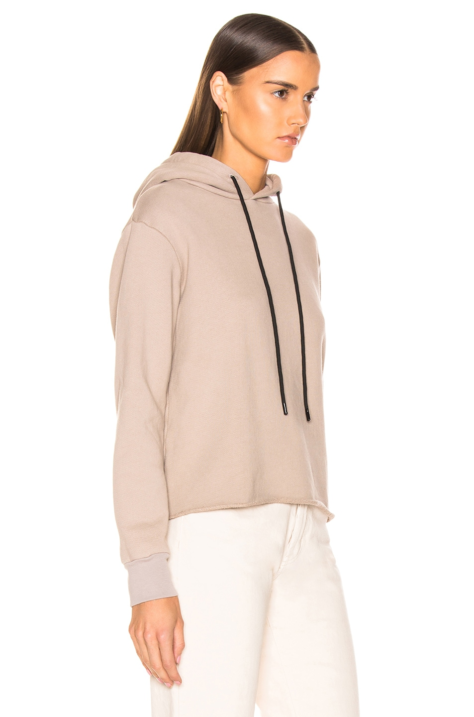Image 2 of COTTON CITIZEN Brooklyn Hoodie in Cappuccino