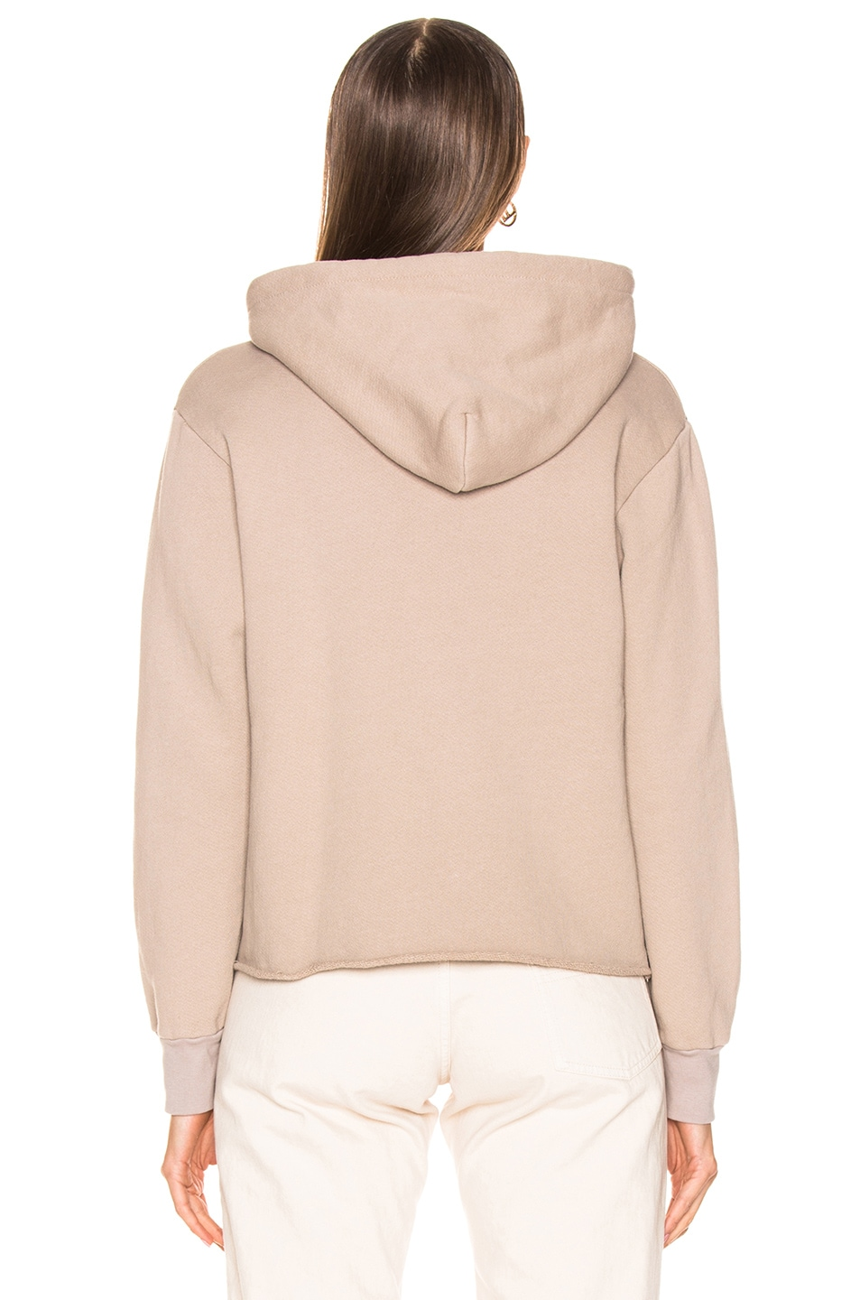 Image 3 of COTTON CITIZEN Brooklyn Hoodie in Cappuccino
