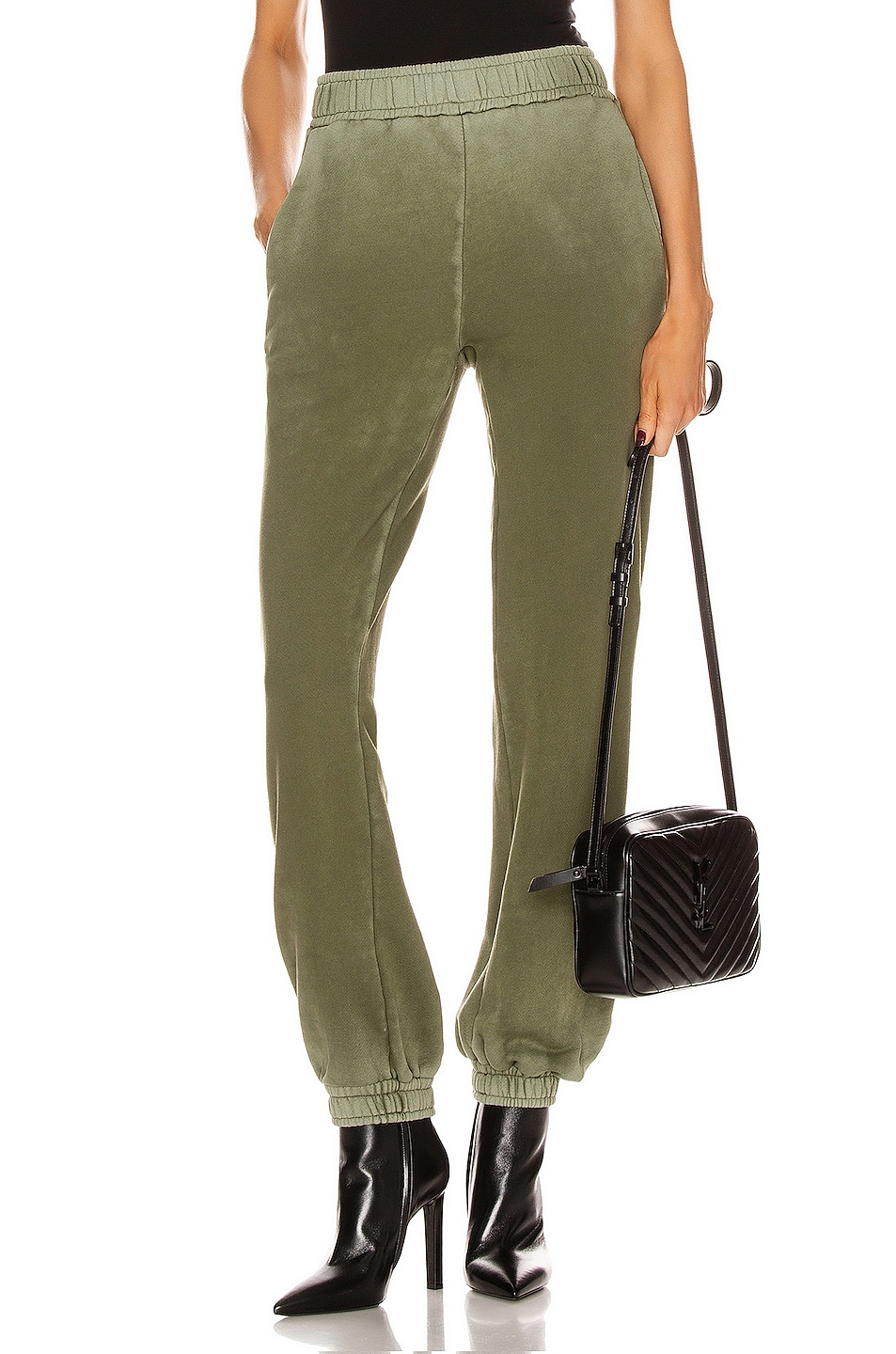 Image 1 of COTTON CITIZEN Brooklyn Sweatpant in Vintage Ivy