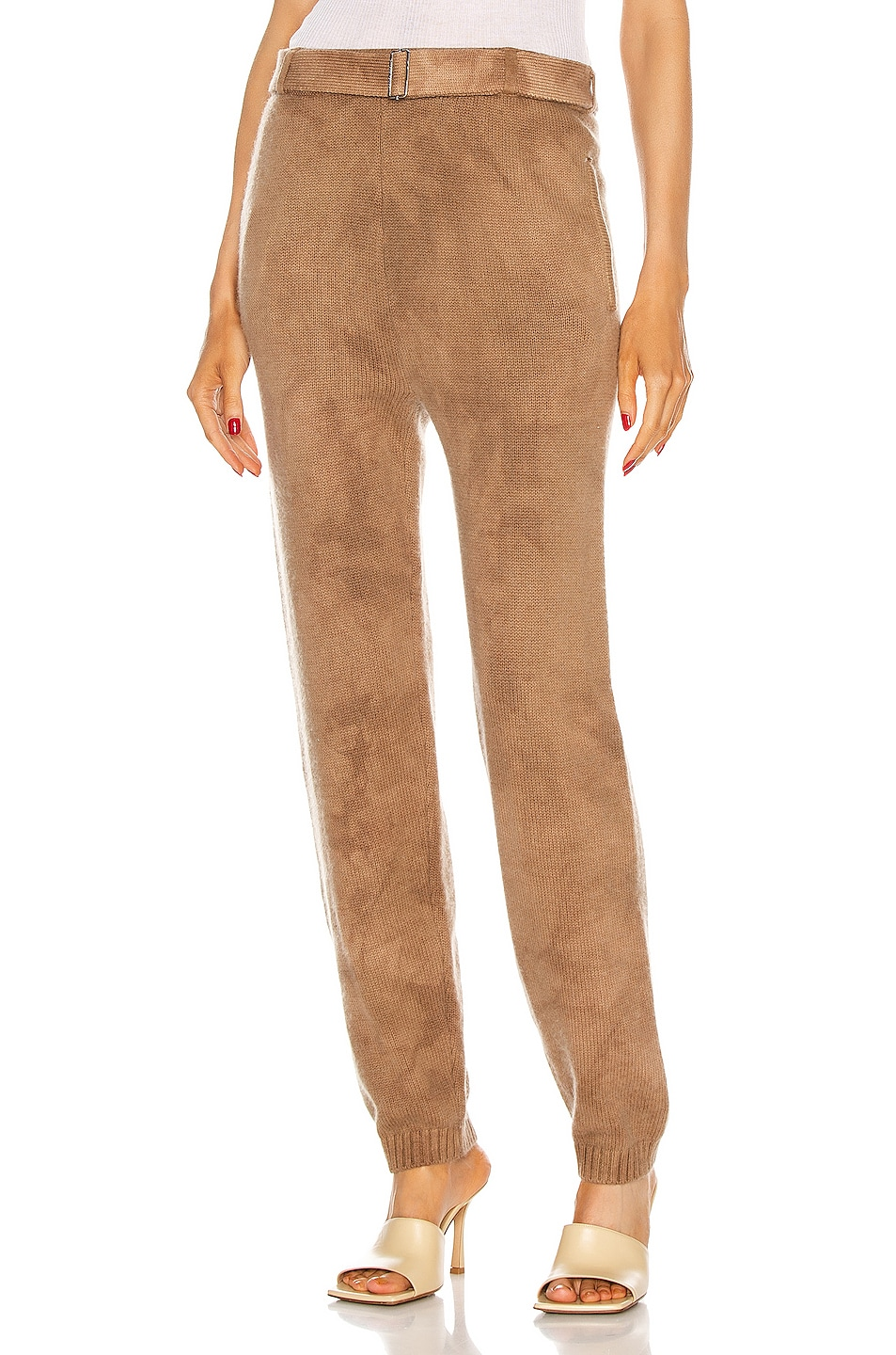 Image 1 of COTTON CITIZEN Lima Sweats in Toffee Mirage