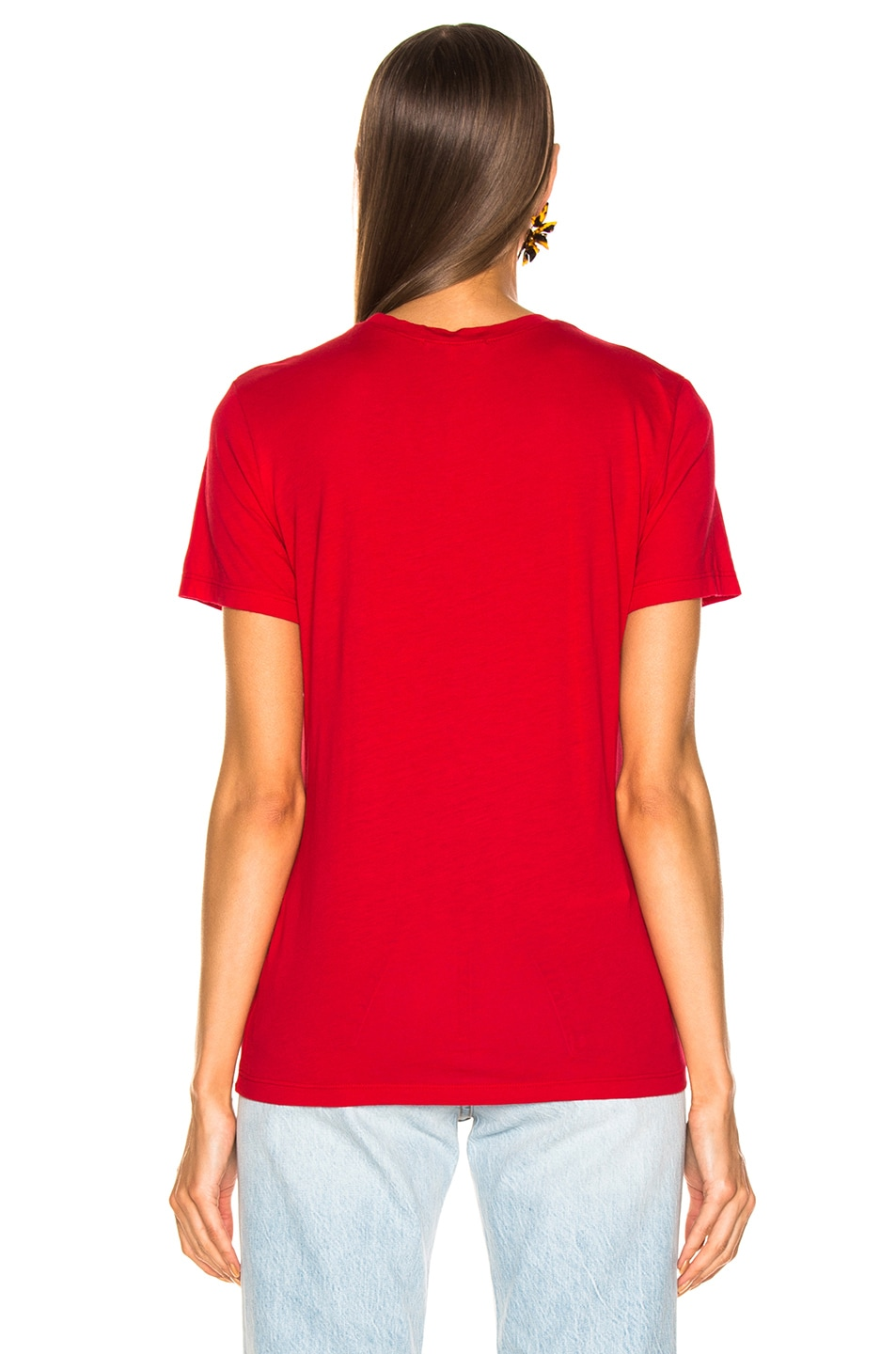 Image 3 of COTTON CITIZEN Classic Tee in Cherry