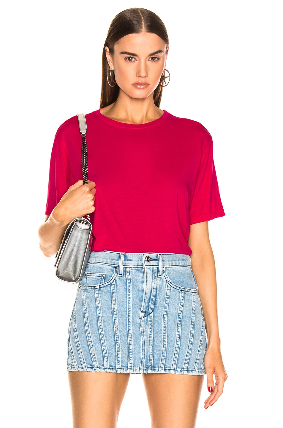 Image 1 of COTTON CITIZEN Sydney Tee in Foxy