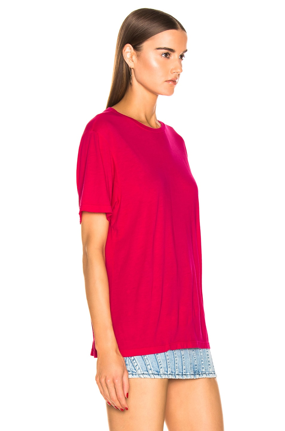 Image 2 of COTTON CITIZEN Sydney Tee in Foxy