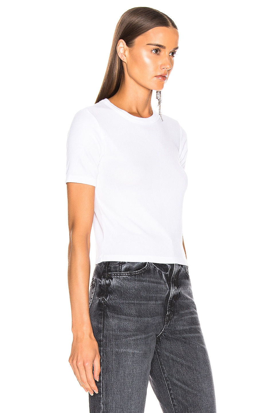 Image 2 of COTTON CITIZEN Verona Tee in White