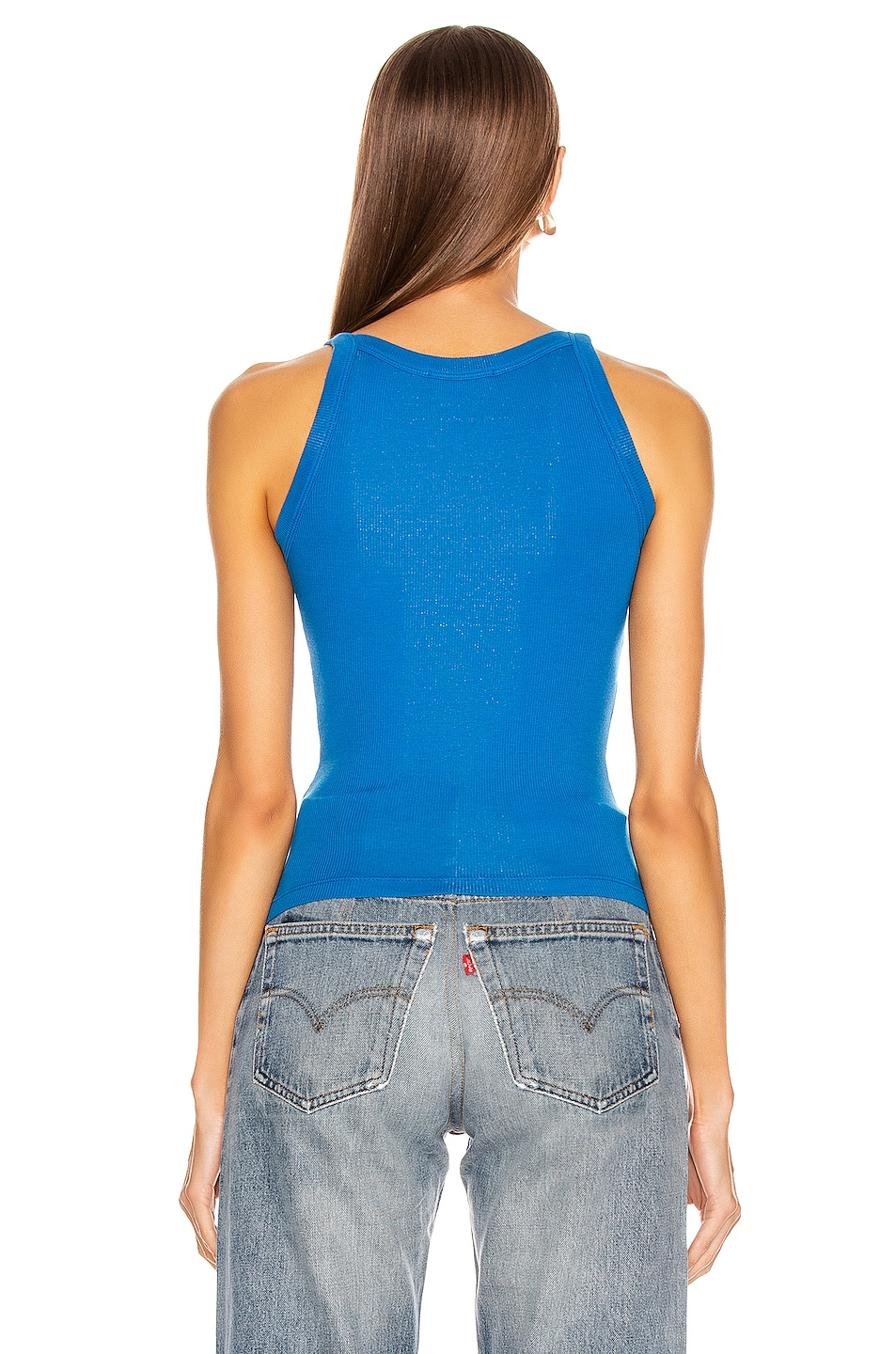 Image 3 of COTTON CITIZEN Verona Tank in Electric