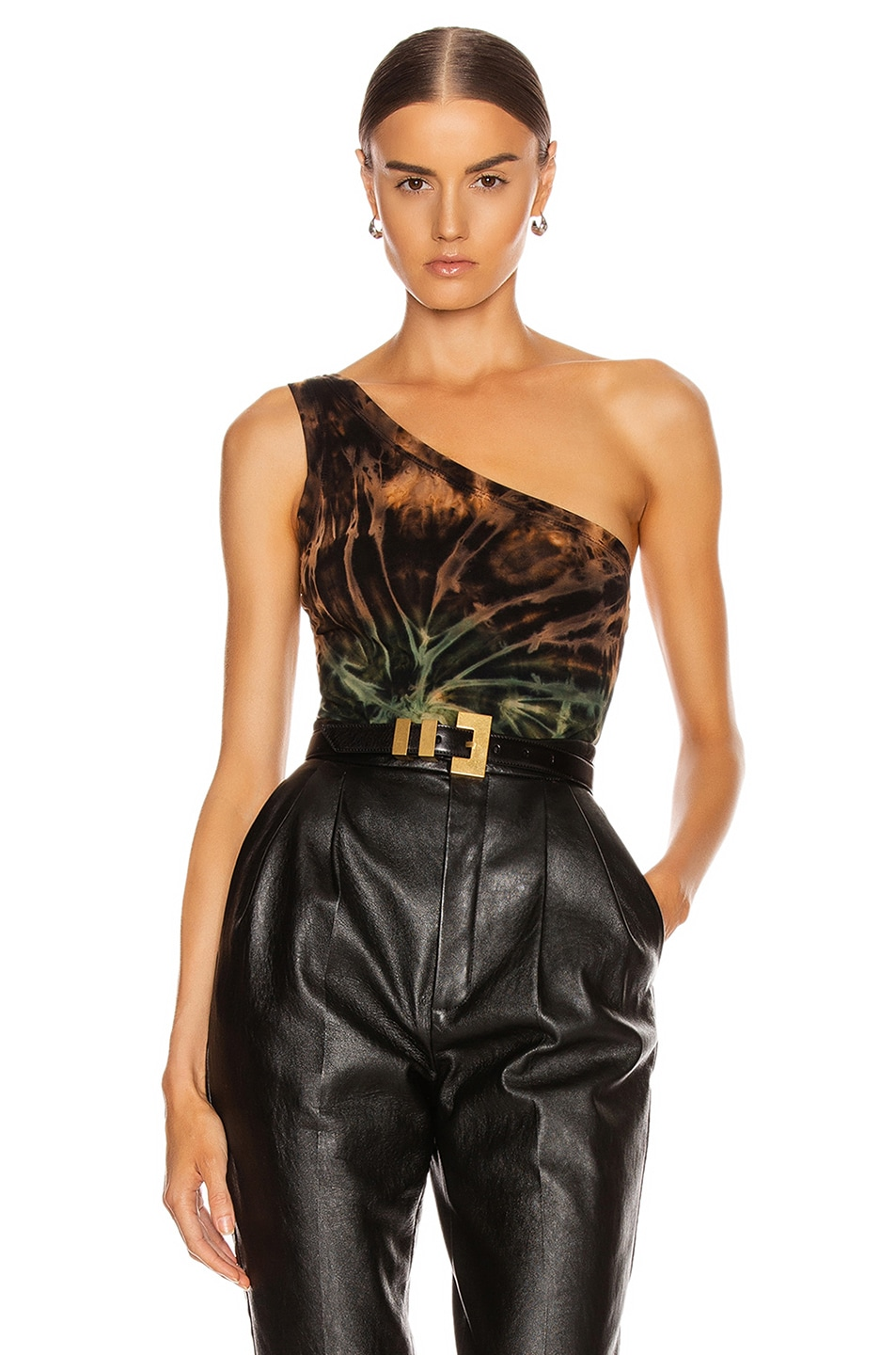 Image 1 of COTTON CITIZEN Brisbane Bodysuit in Desert Vortex