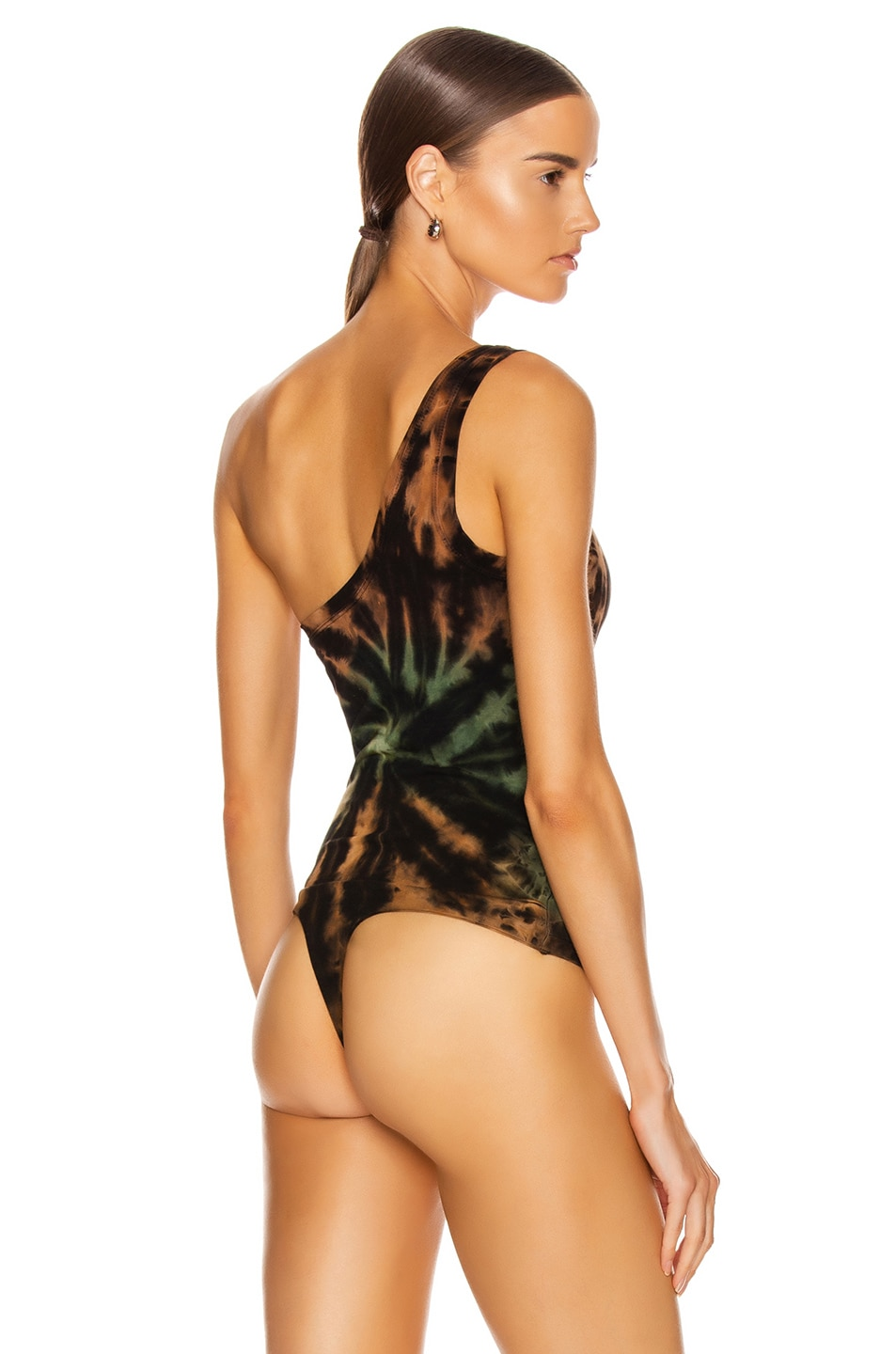 Image 5 of COTTON CITIZEN Brisbane Bodysuit in Desert Vortex