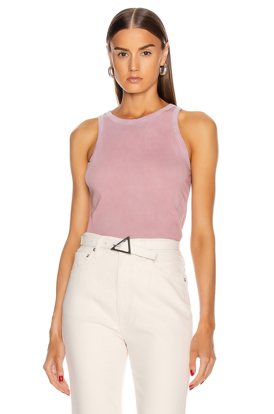 Image 1 of COTTON CITIZEN Standard Tank in Vintage Rose