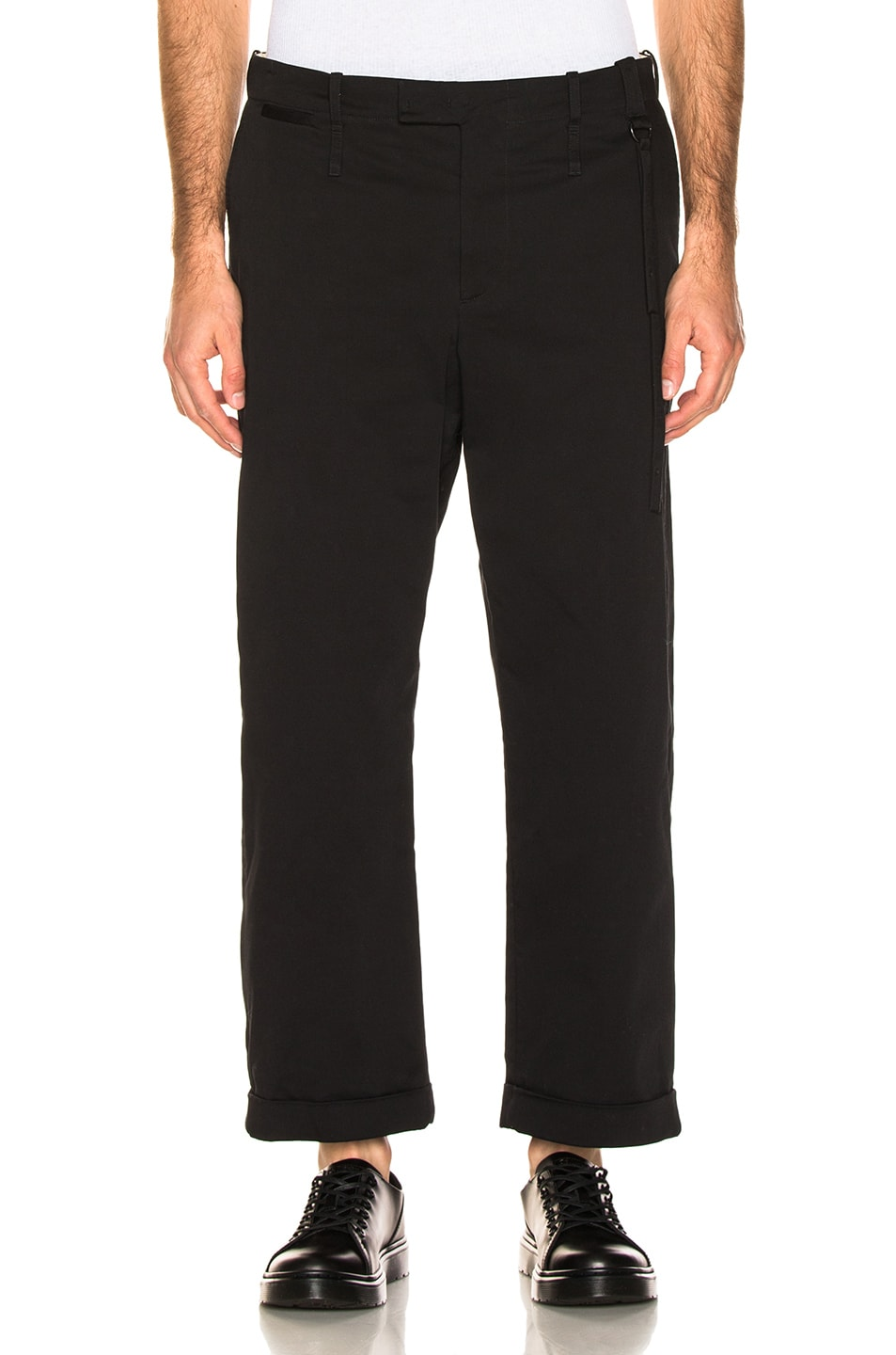 Image 1 of Craig Green Uniform Trouser in Black