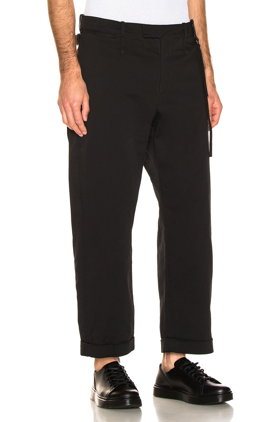 Image 2 of Craig Green Uniform Trouser in Black