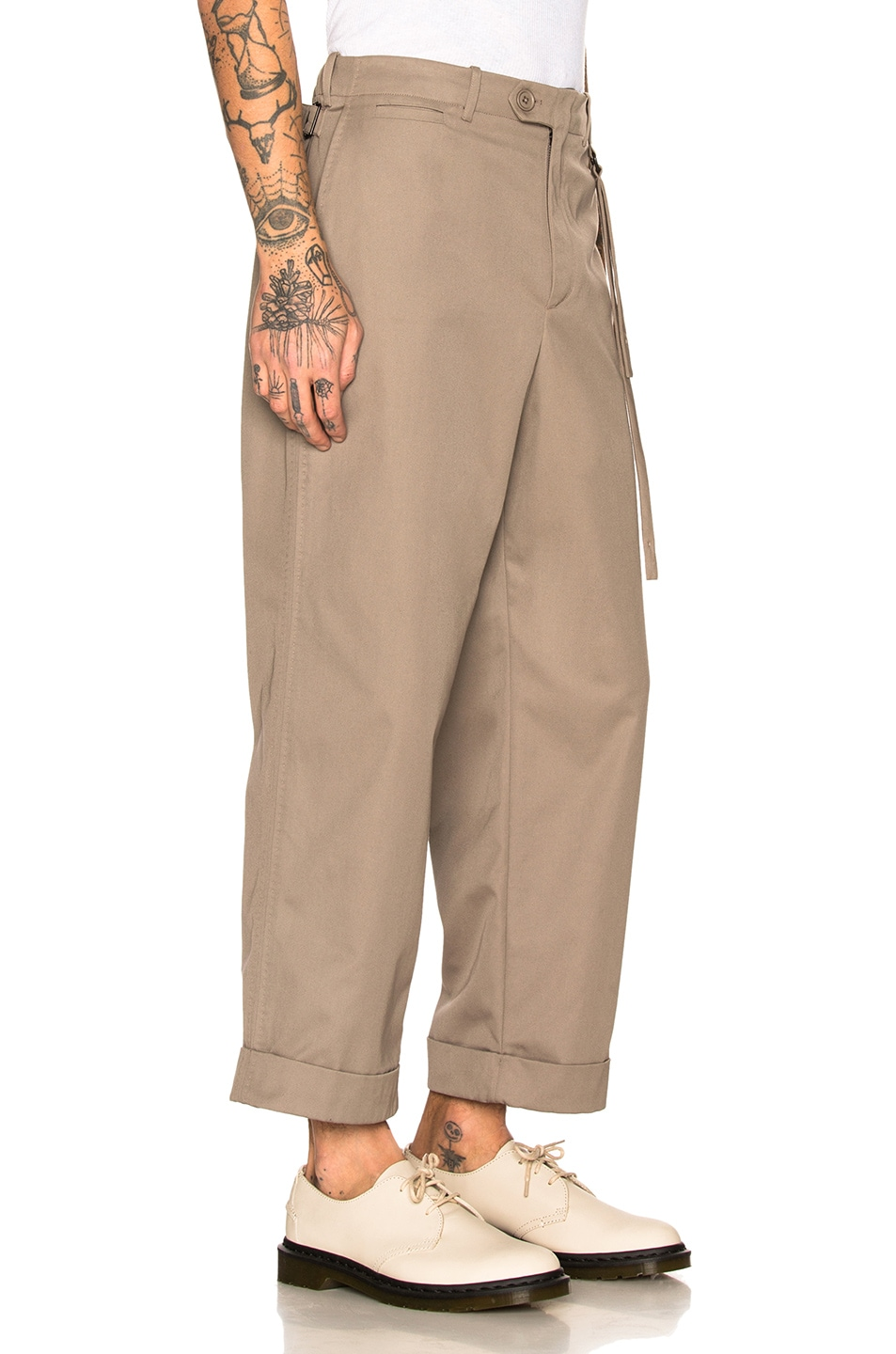 Image 2 of Craig Green Uniform Trouser in Grey