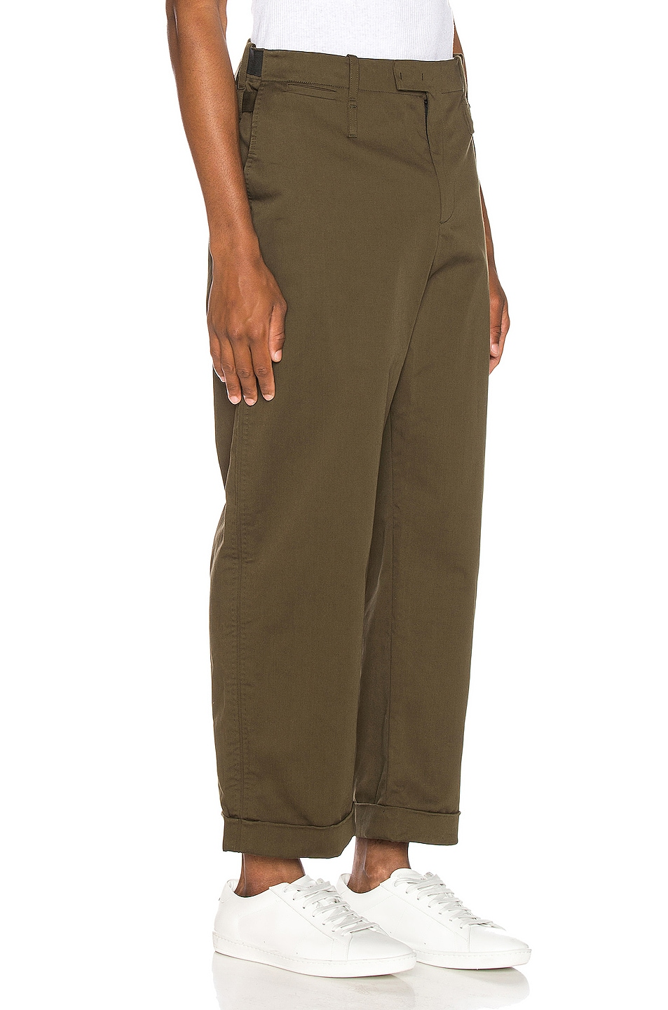 Image 2 of Craig Green Relaxed Tailored Trousers in Khaki