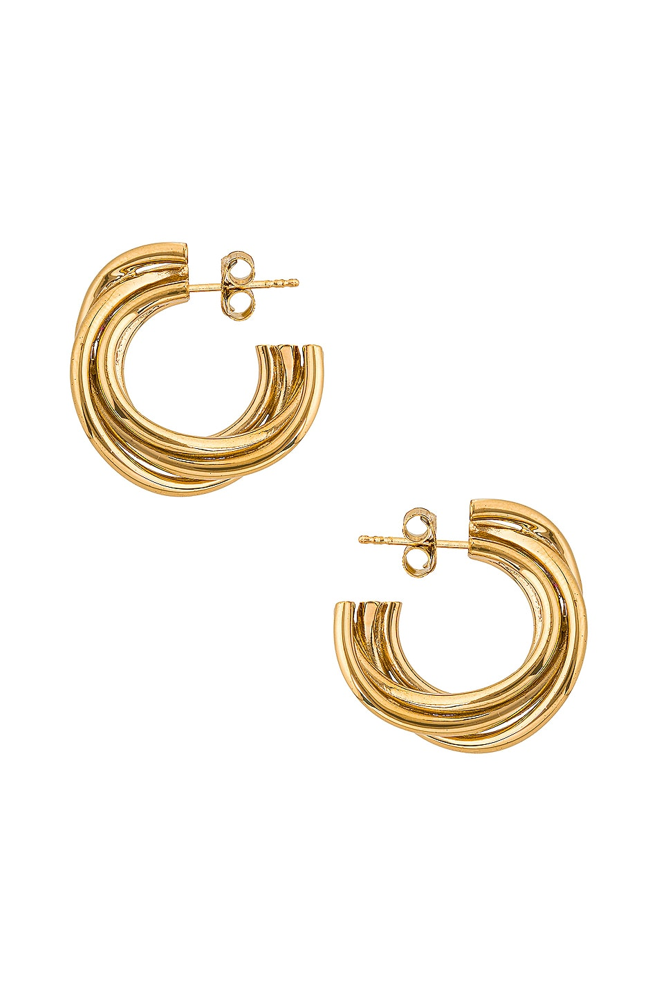 Image 1 of Completedworks Encounter Earrings in Gold