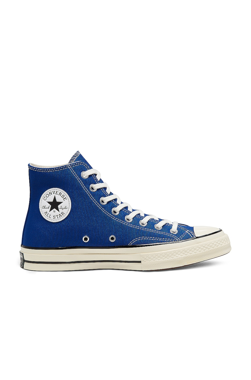 Image 1 of Converse Chuck 70 Hi in Rush Blue