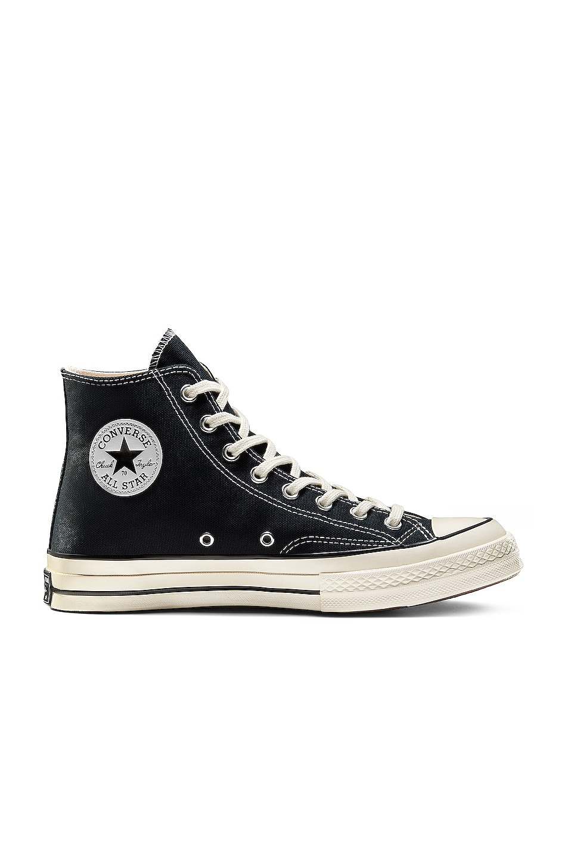 Image 1 of Converse Chuck 70 Hi in Black