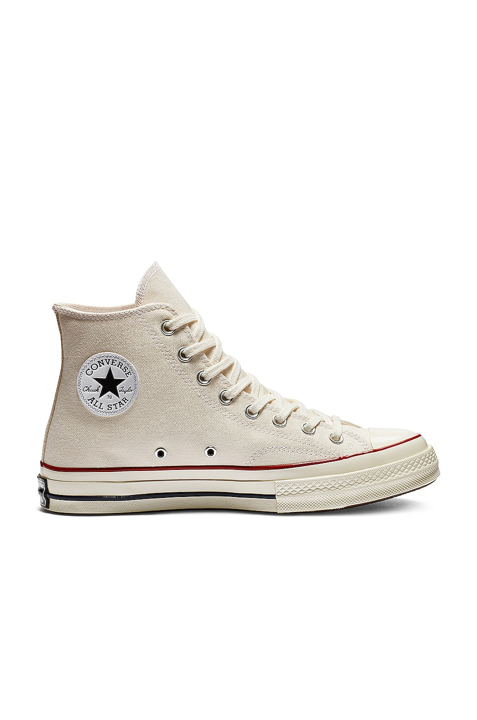 Image 1 of Converse Chuck 70 Hi in Parchment