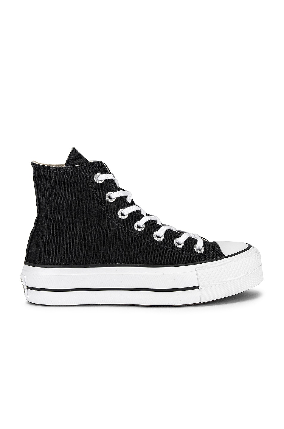 Image 1 of Converse Chuck Taylor All Star Lift Hi in Black