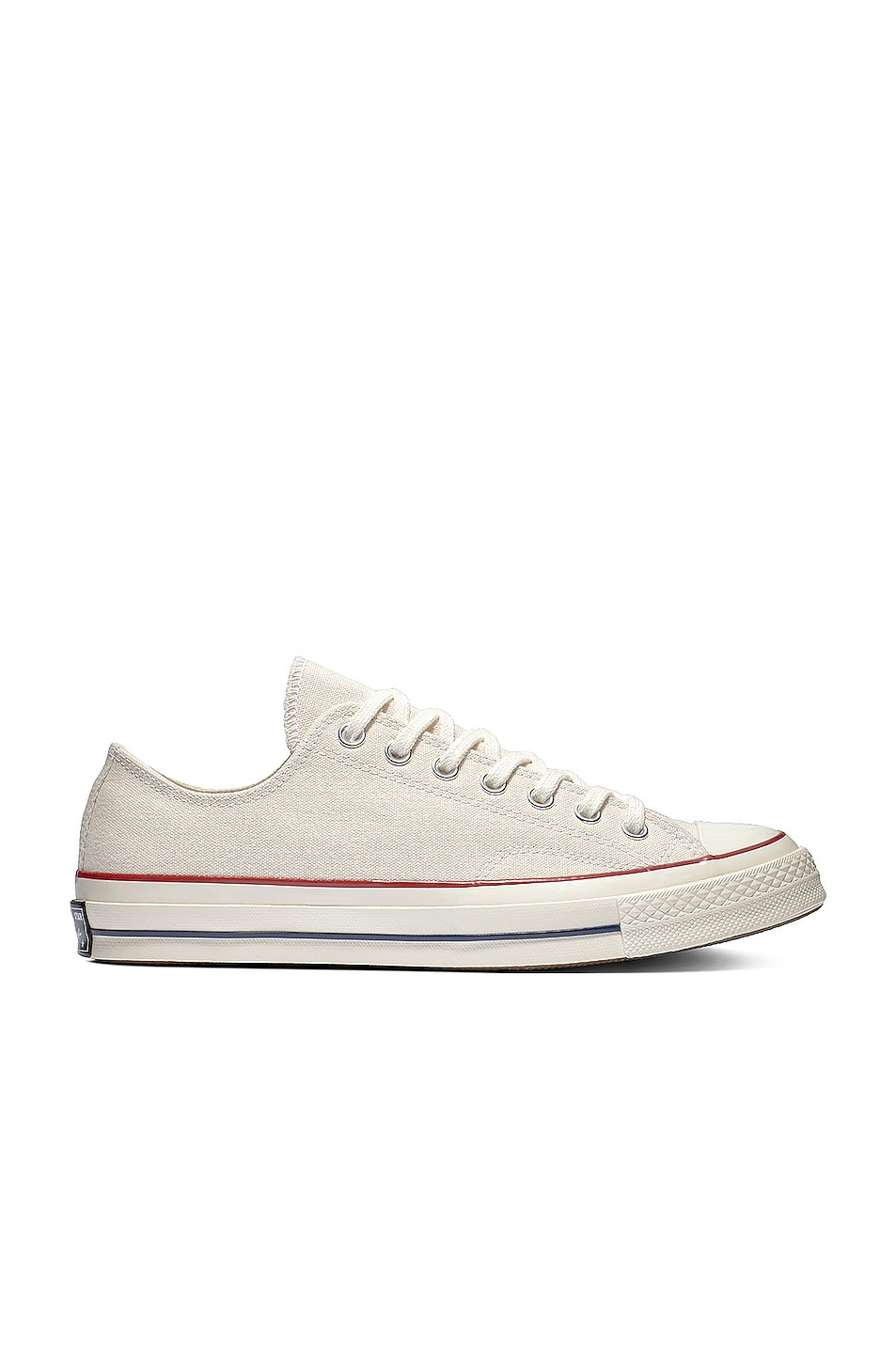 Image 1 of Converse Chuck 70 Ox in Parchment, Garnet, & Egret