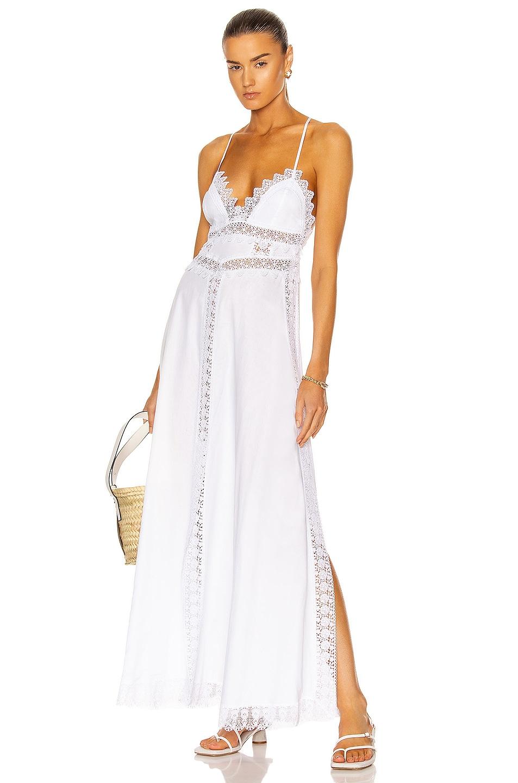 Image 1 of Charo Ruiz Ibiza Imagen Dress in White