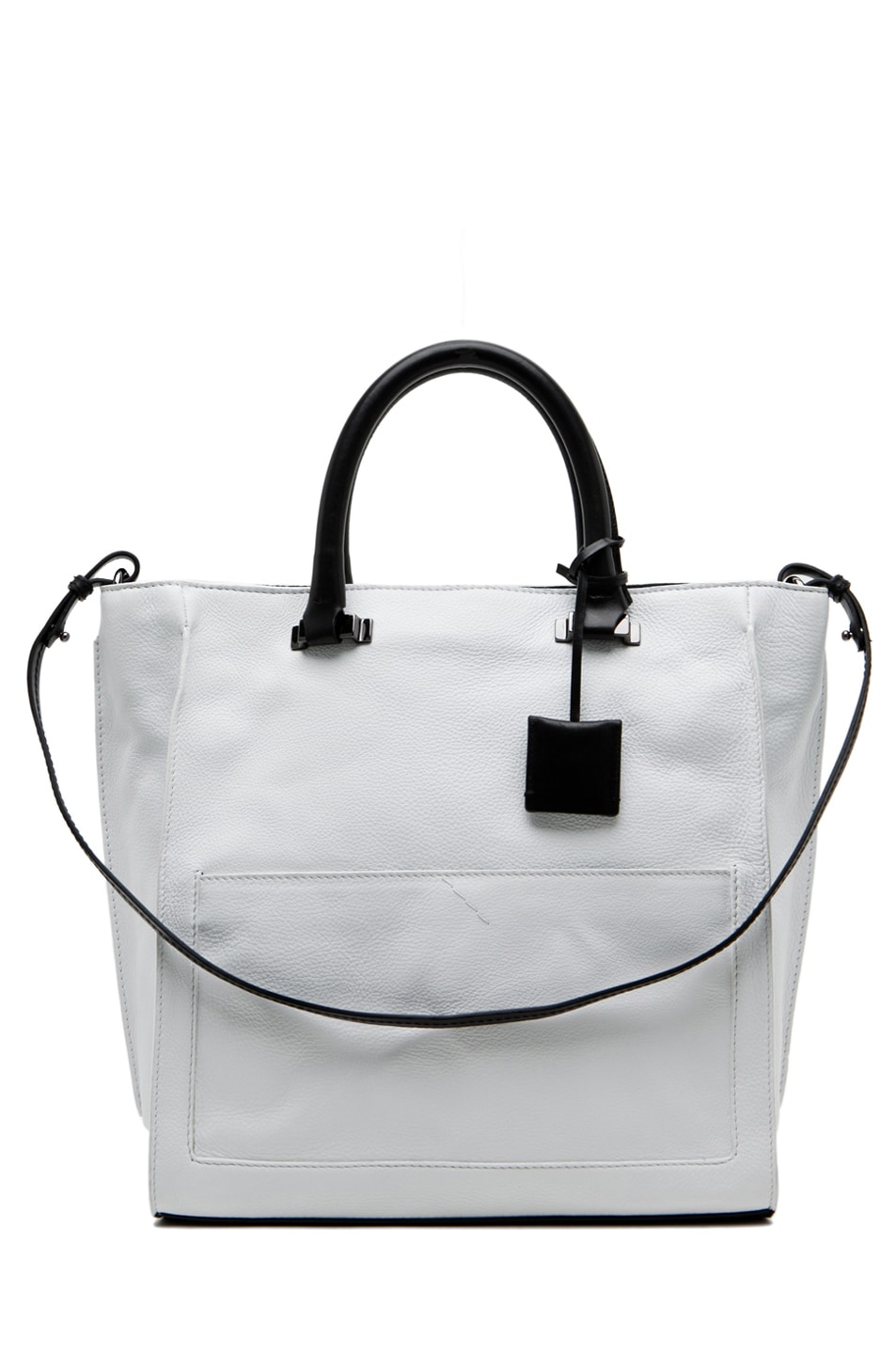 Image 1 of CoSTUME NATIONAL Tote in White