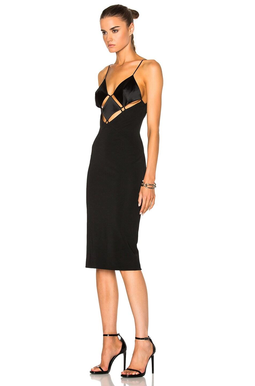 Image 2 of Cushnie Maxine Dress in Black
