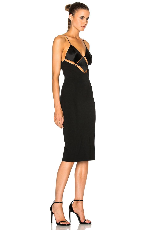 Image 3 of Cushnie Maxine Dress in Black