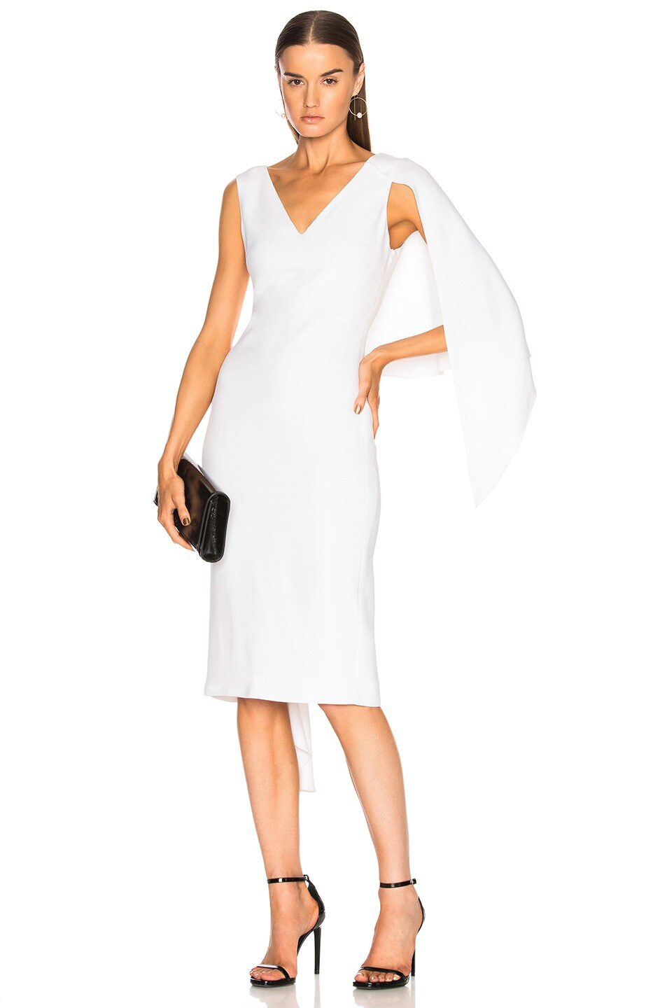 Cushnie et Ochs Leta Dress in White
