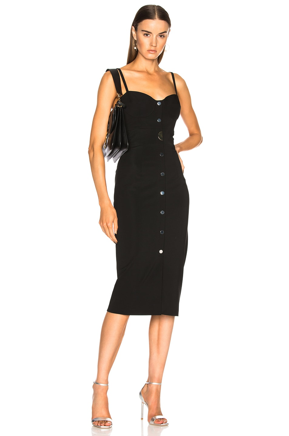 Cushnie et Ochs Ellis Dress in Black