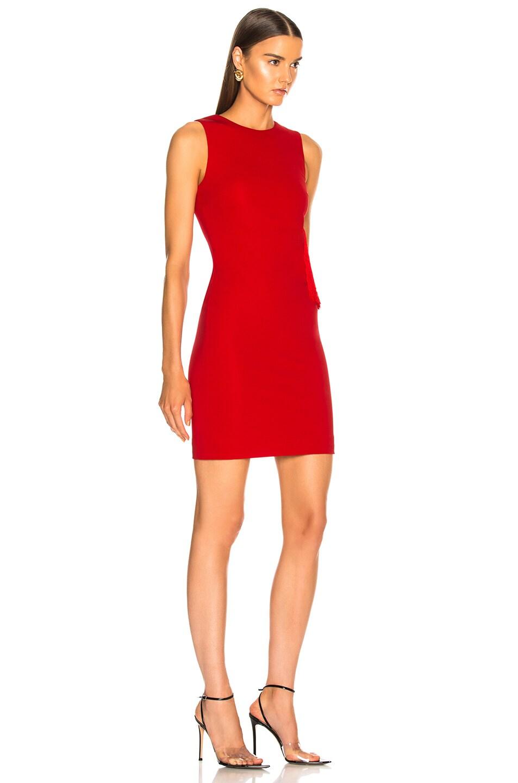 Image 2 of Cushnie Majai Dress in Poppy