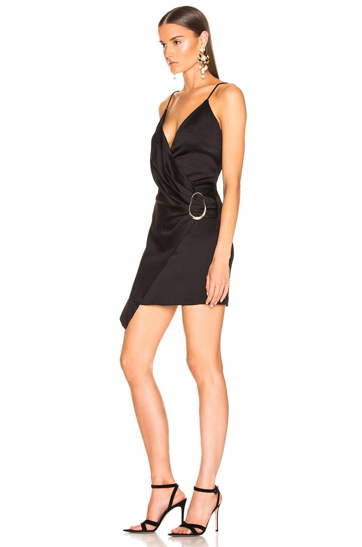 Image 3 of Cushnie Slate Dress in Black