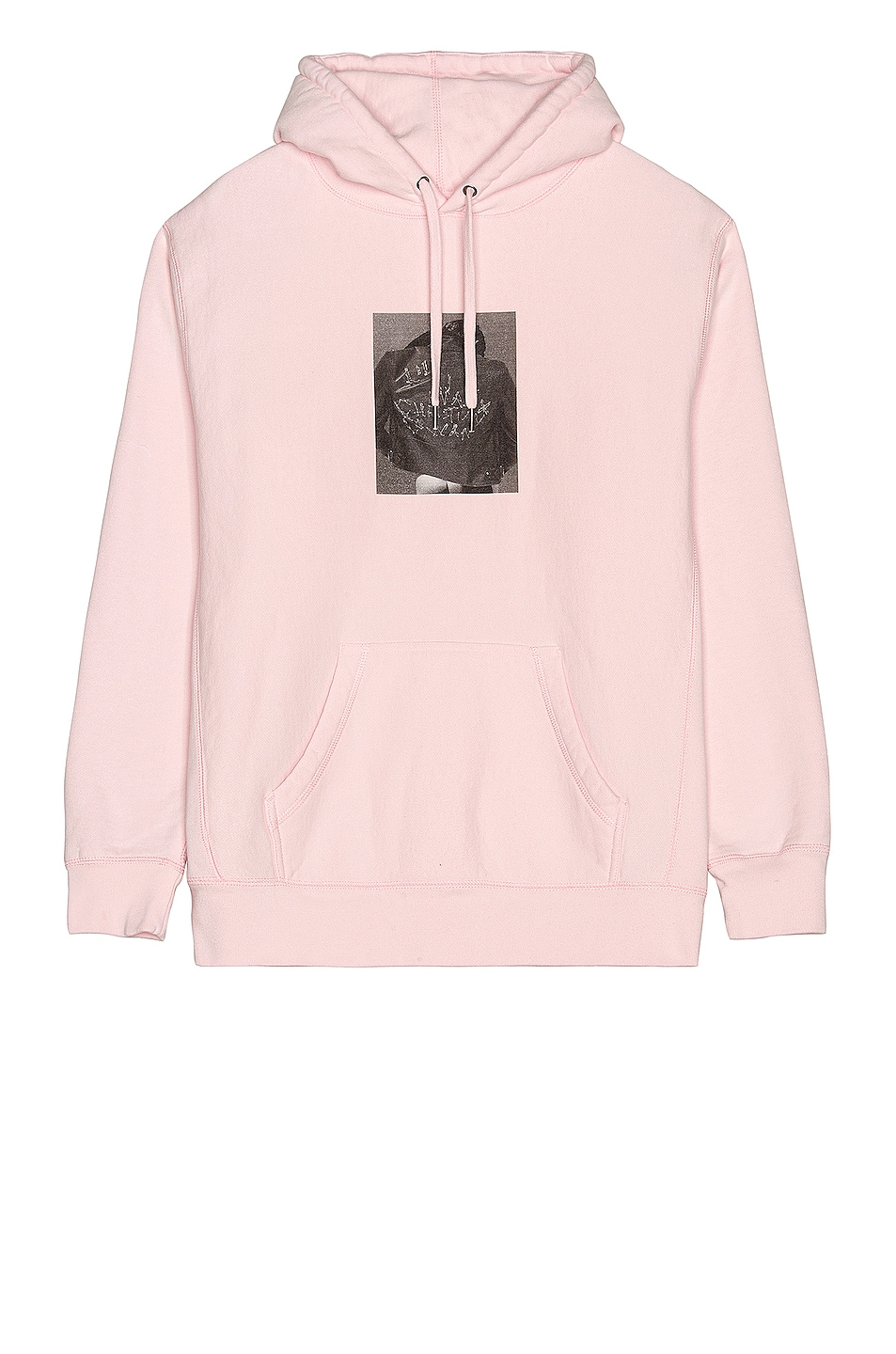 Image 1 of CHRISTIAN COWAN x Lil Nas Graphic Sweatshirt in Pink 3