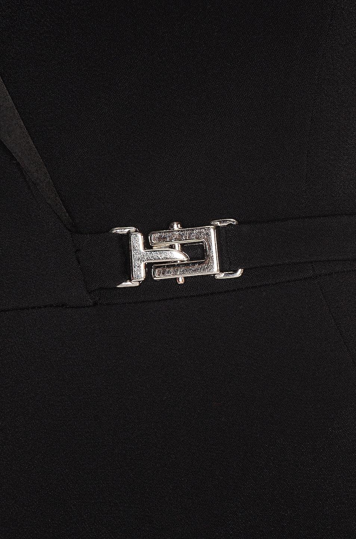 Image 5 of David Koma Tuxedo Tailored Jumpsuit in Black