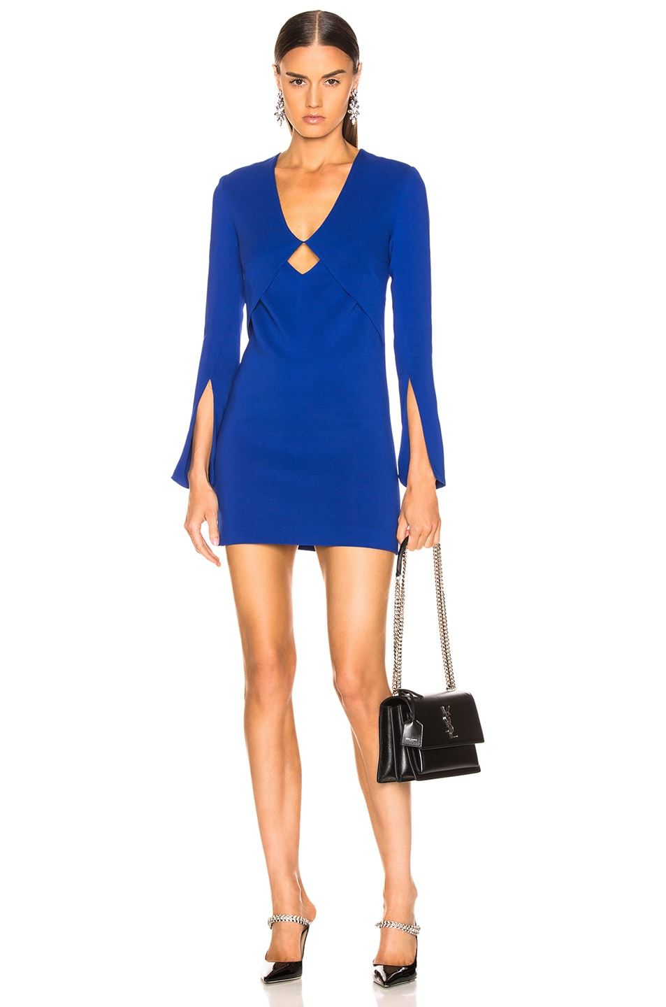 Image 1 of Dion Lee Cady Dress in Electric Blue