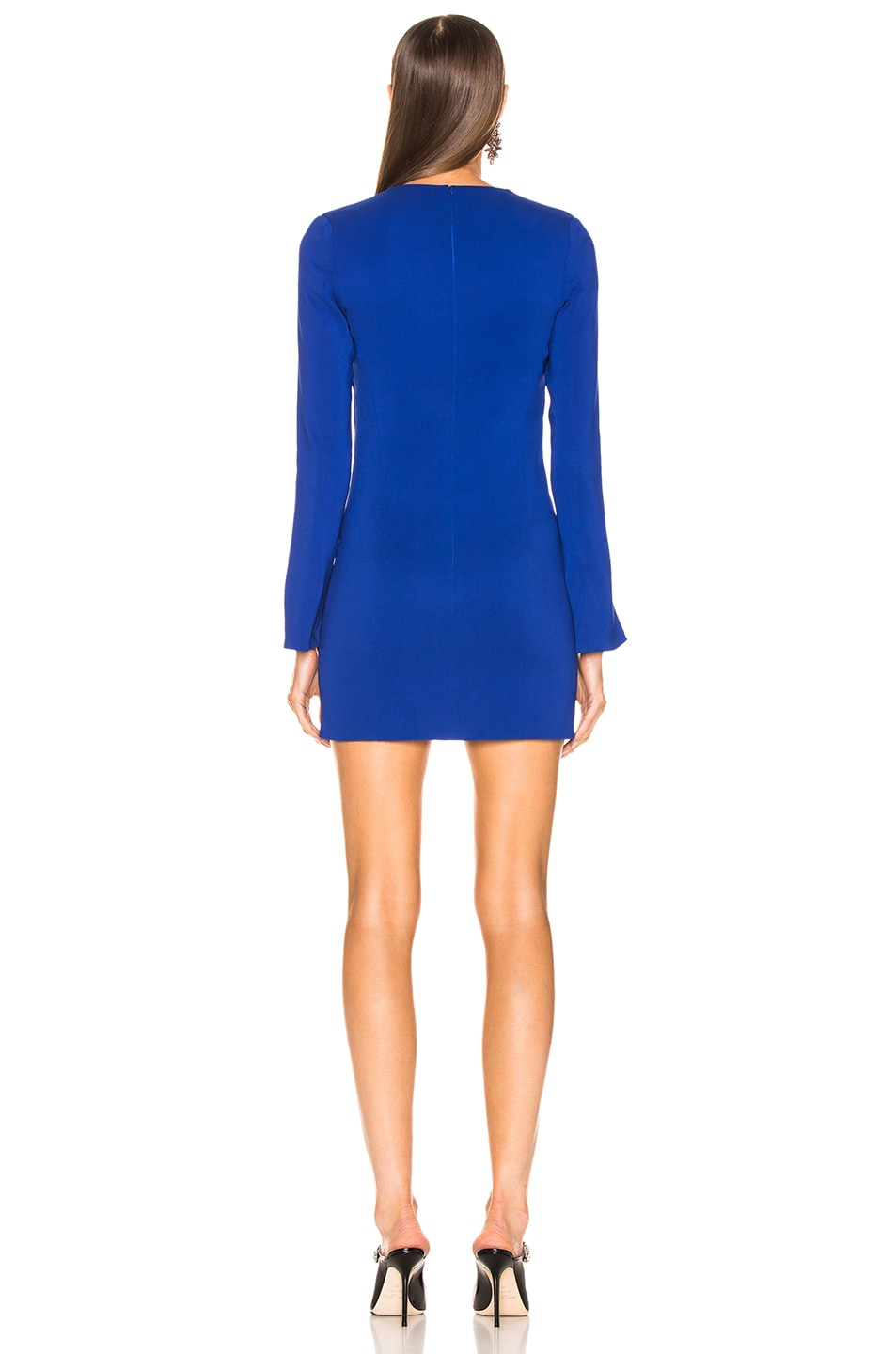 Image 3 of Dion Lee Cady Dress in Electric Blue