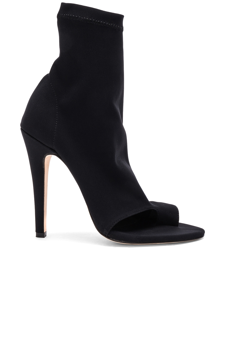 Image 1 of Dion Lee Glove Ankle Booties in Black