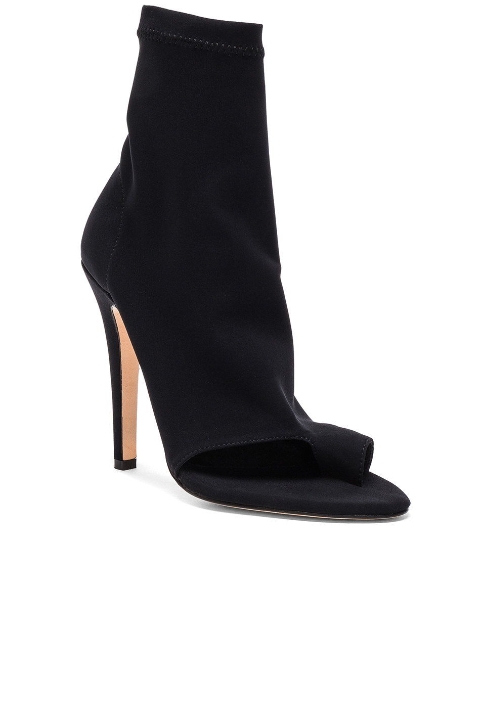 Image 2 of Dion Lee Glove Ankle Booties in Black