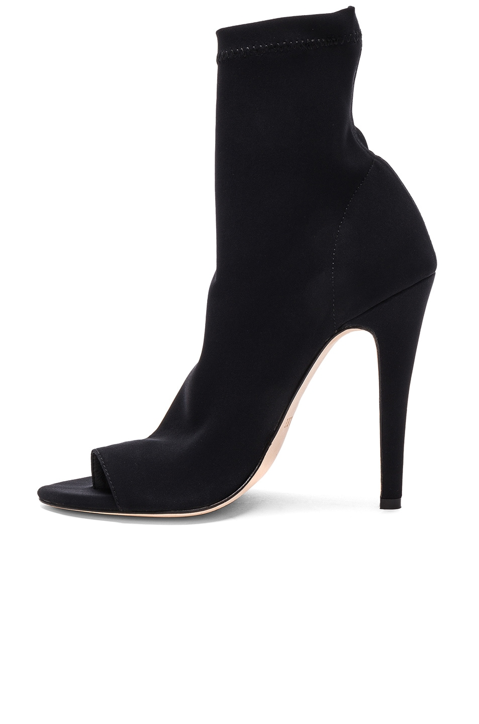 Image 5 of Dion Lee Glove Ankle Booties in Black